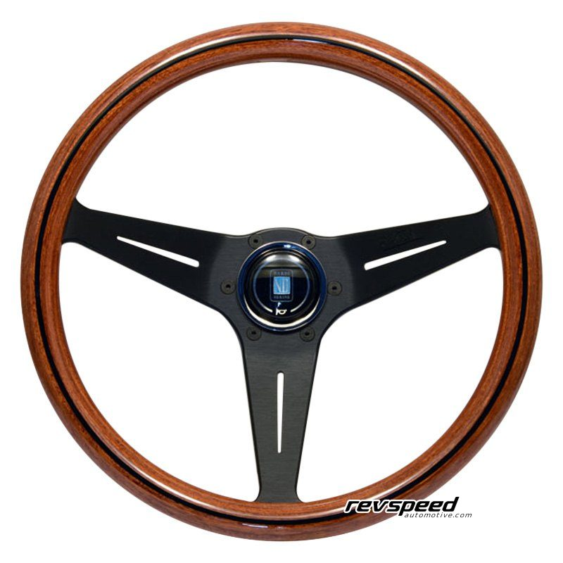 NARDI ND Deep Corn Wooden 350mm Steering Wheel
